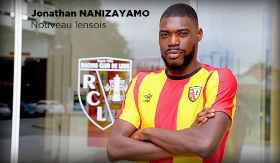 L'attaquant Nanizayamo rebondit à Lens