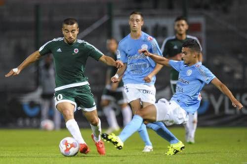 Red Star - Tours FC : 1-1 (3ème journée)