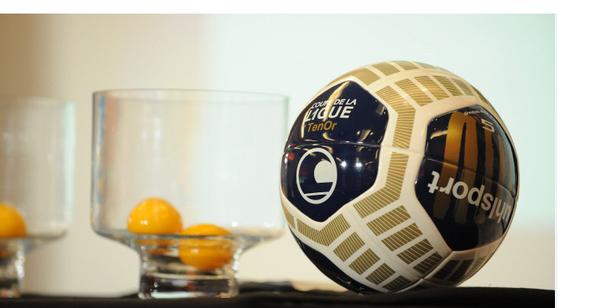 Tours FC - Angers SCO en Coupe de la Ligue