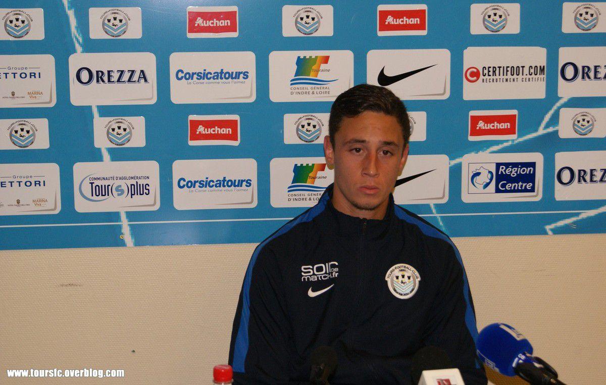 Mohamed Maouche : «S'il faut prendre des buts pour réagir ...»