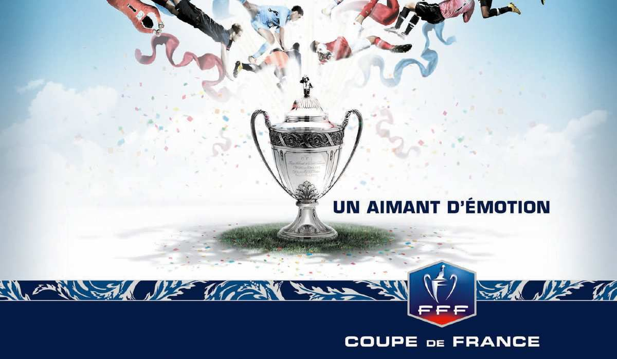 Saumur tours fc en coupe de france tours football club - Tirage au sort coupe de france 8eme tour ...