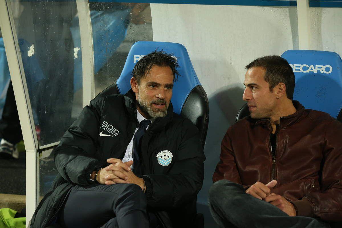 Marco Simone : «On peut être fier de notre match»