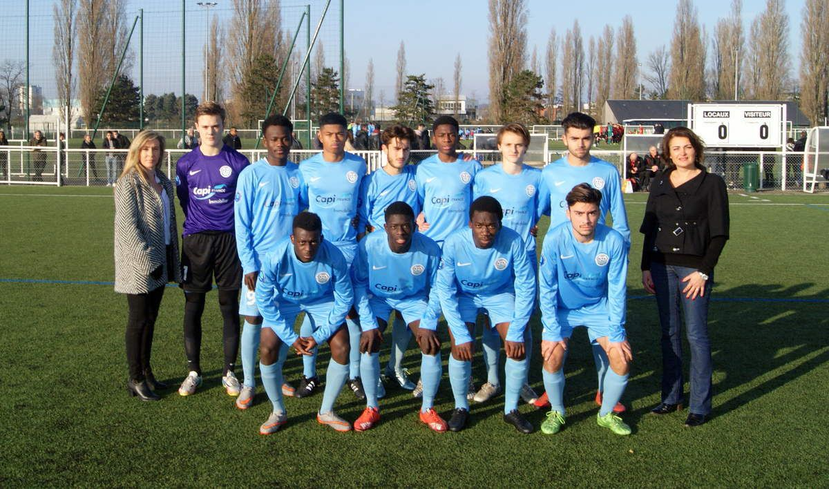 Coupe Gambardella : Paris St-Germain - Tours FC (1-1, 5-6)