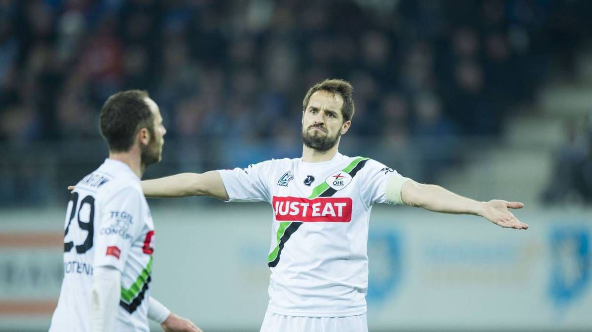 Romain Reynaud était capitaine à Louvain