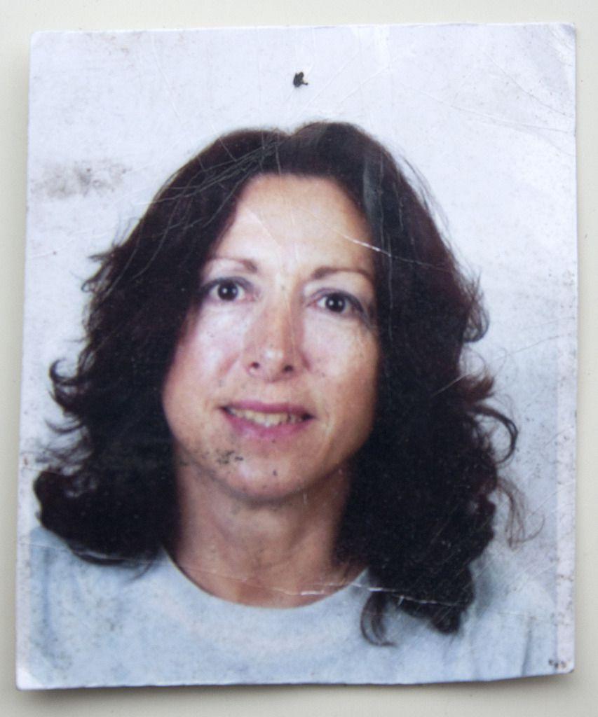 photo d'identité de danielle garrigou (1949-2007)