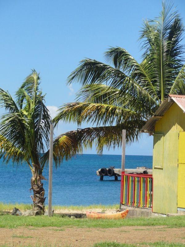 Mayreau, notre île ''coup de coeur'' Mouillage de Salt Whistle Bay