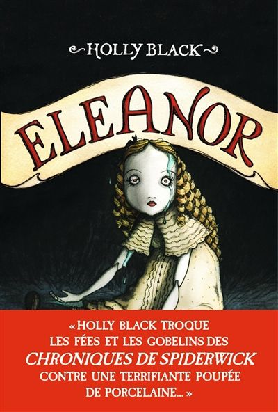 Eleanor de Holly Black