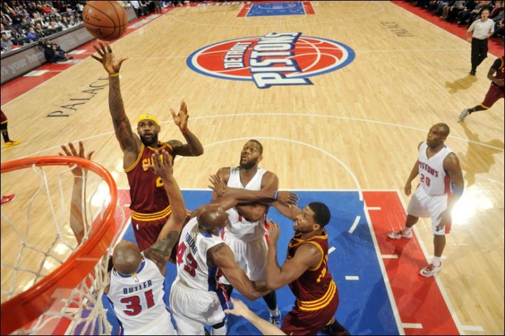 Before-Game: Game 57: vs Cleveland Cavaliers