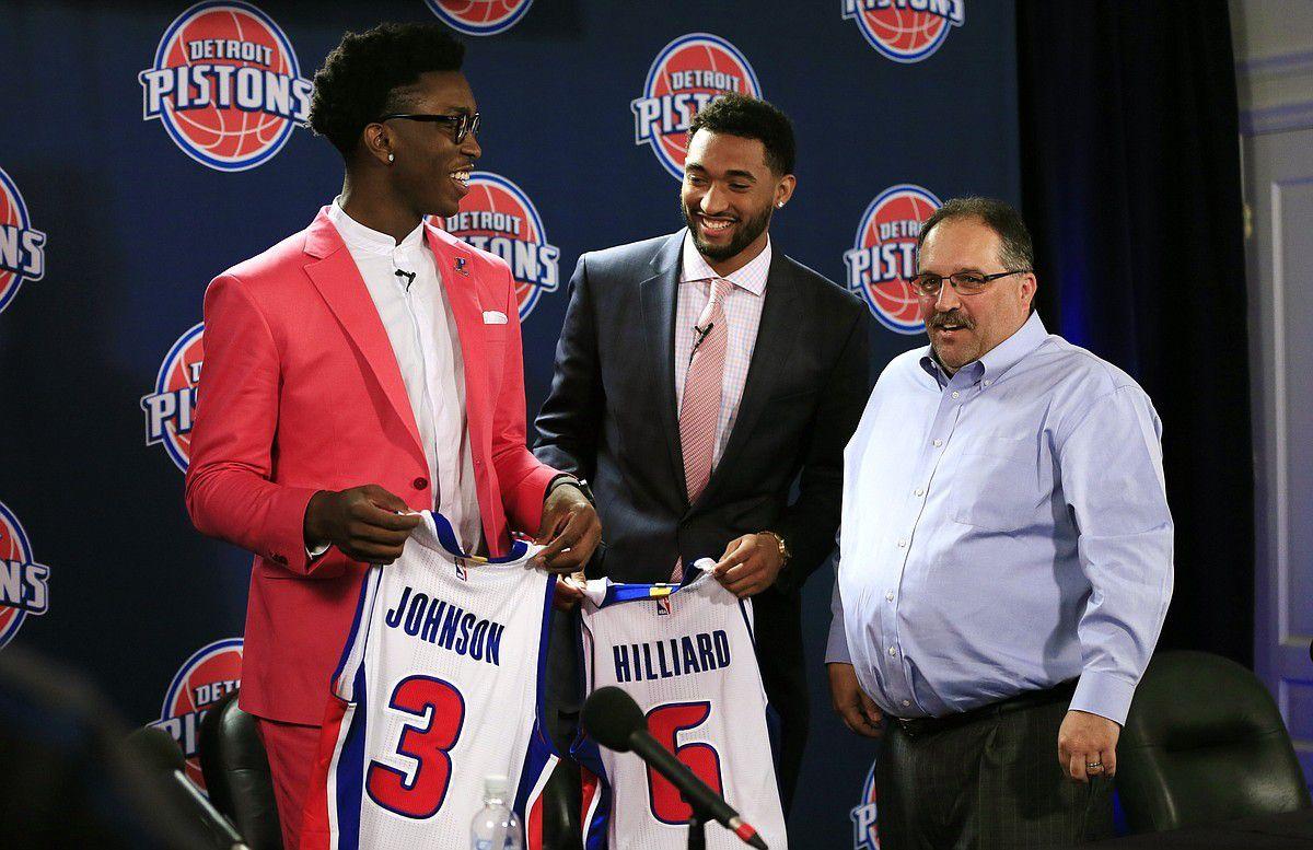 Summer League : toutes les informations sur les Pistons