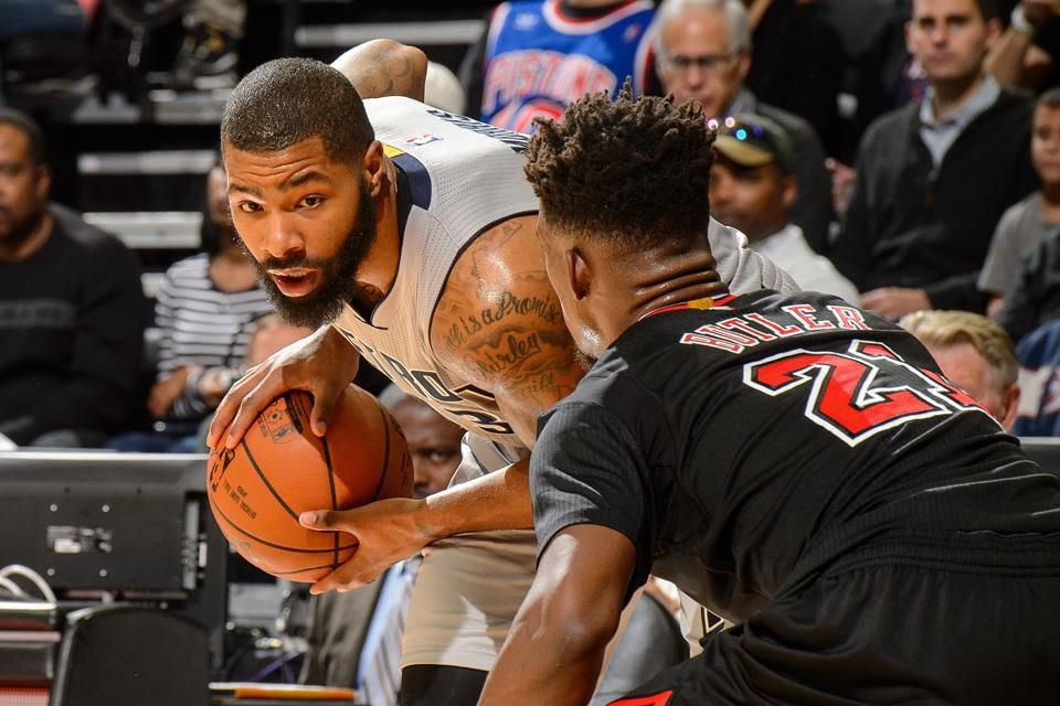 After-Game : Game 3 : vs Chicago Bulls