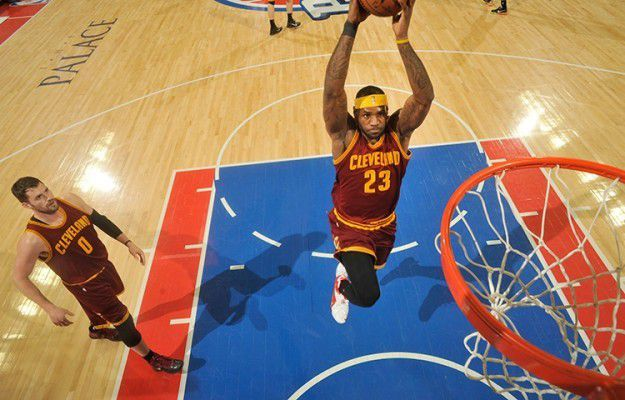 Before-Game : Game 11 : vs Cleveland Cavaliers