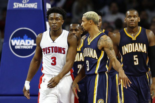 Before-Game : Game 34 : vs Indiana Pacers