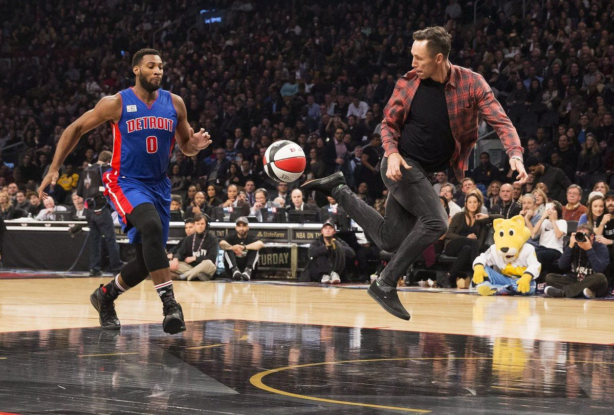 After-Game : Andre Drummond : Slam Dunk Contest
