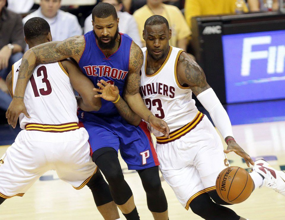 Before-Serie : First Round : vs Cleveland Cavaliers