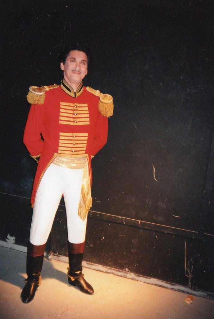 Philippe PADOVANI sur scène