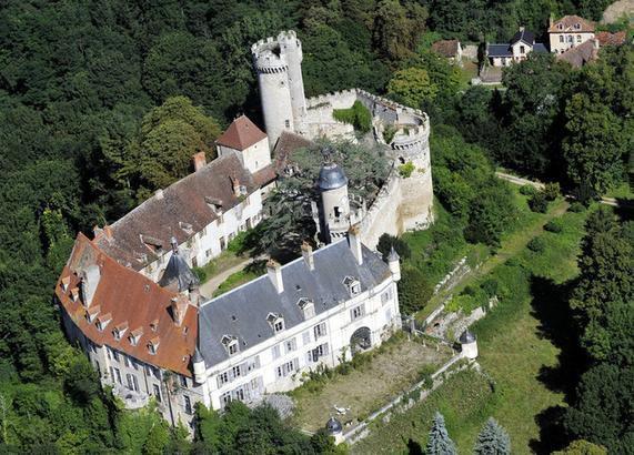 Château de Veauce Photo tourisme-en-regions