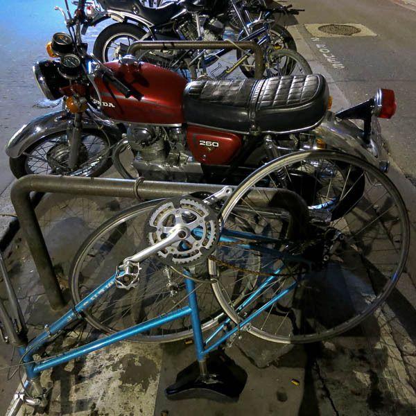 Mes vélos