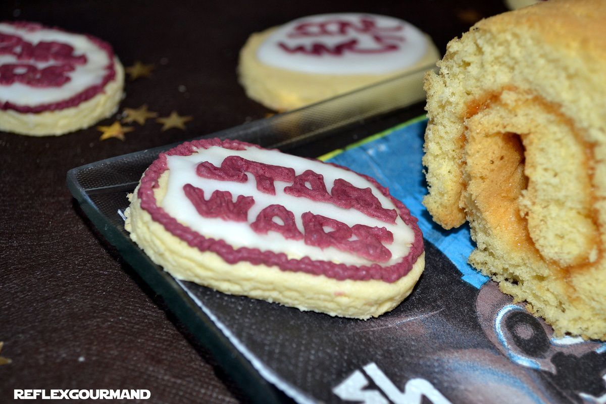 Sweet table Star Wars