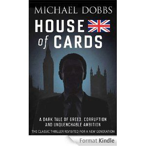 House of Cards, Micheal Dobbs, C'est mercredi on lit.