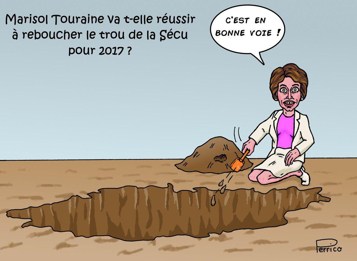 Marisol Touraine, santé Sécurité Sociale