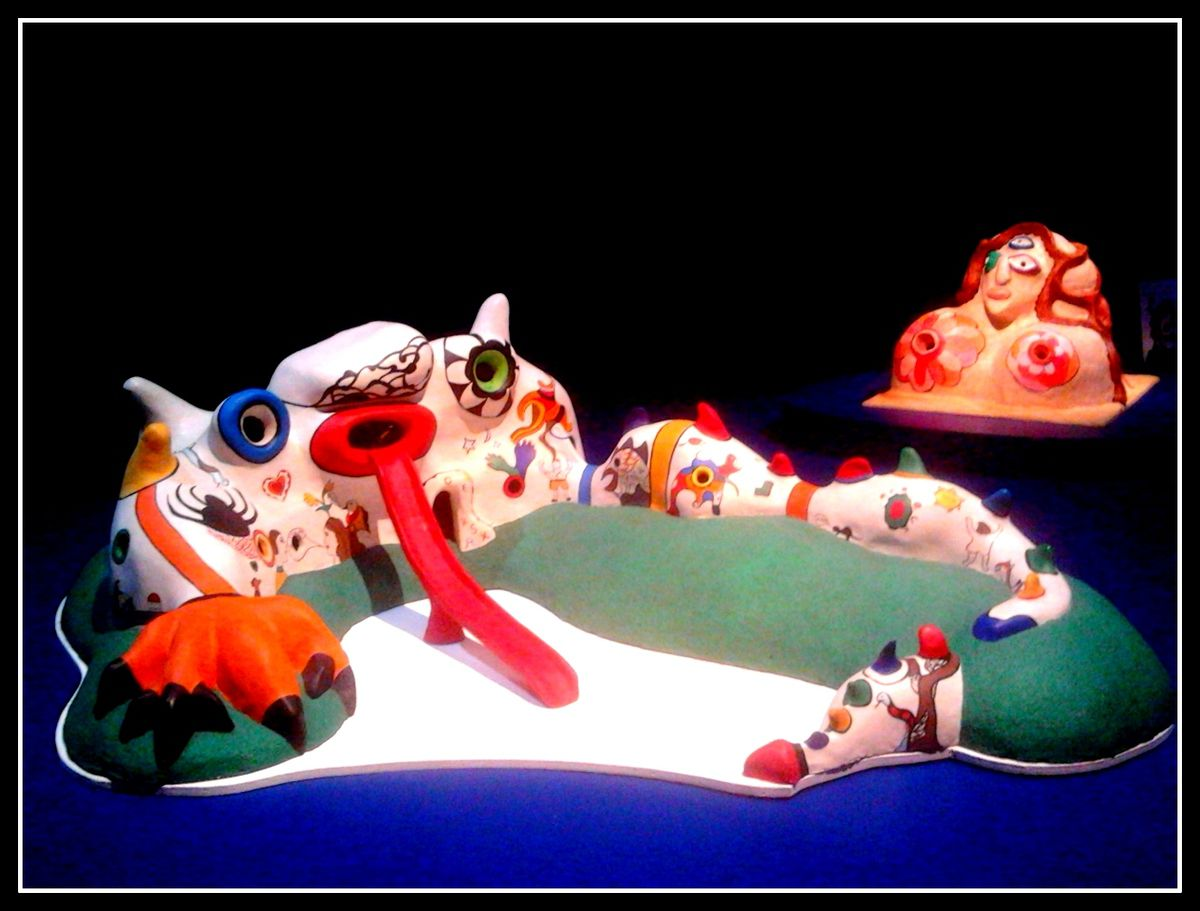 Exposition Niki de Saint Phalle au Grand Palais