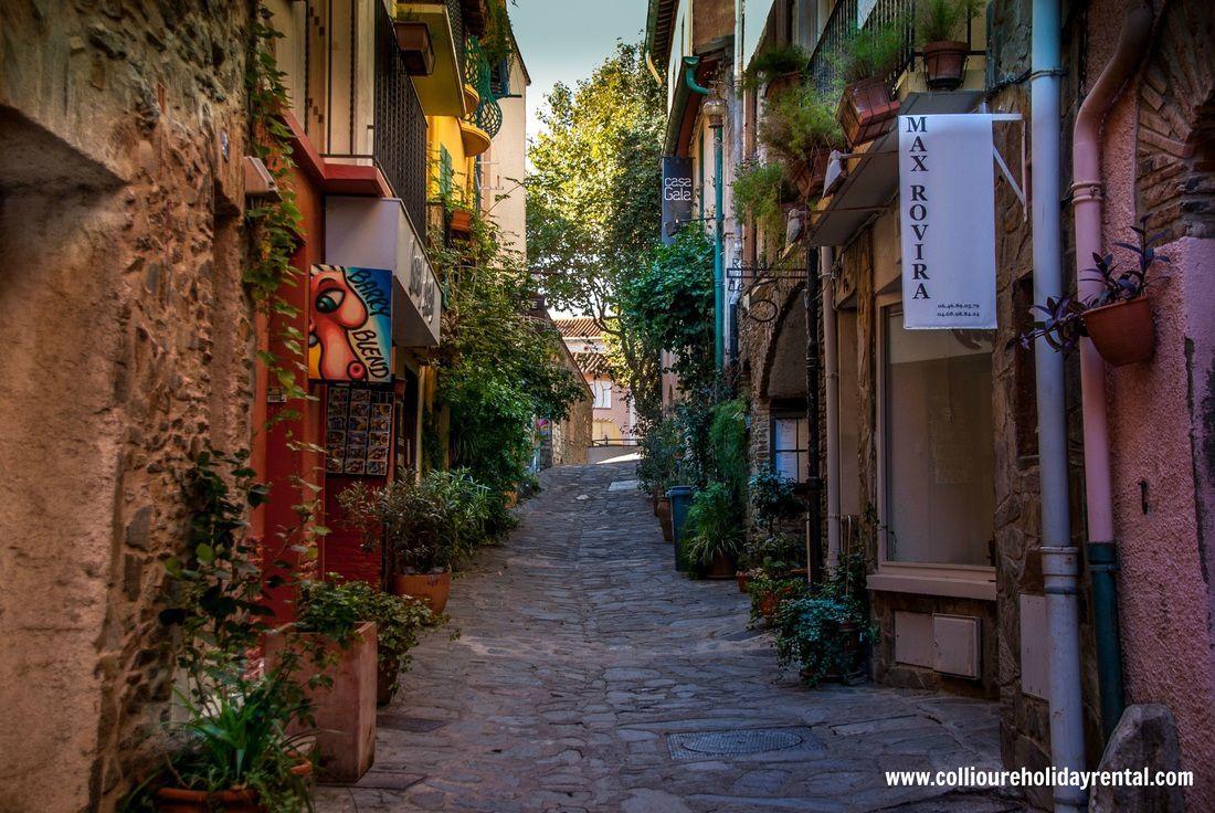 Insolite à Collioure