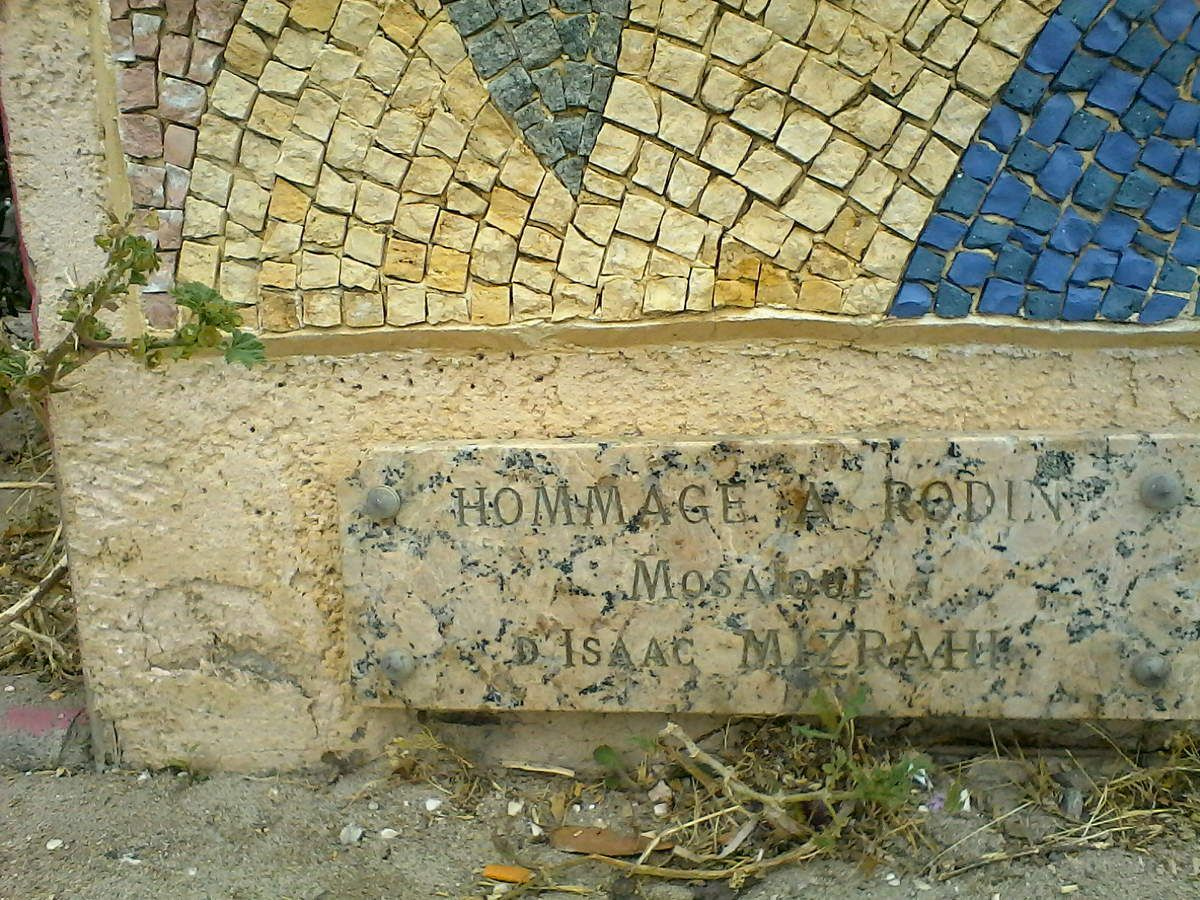 Hommage à Rodin - Saint Cyprien