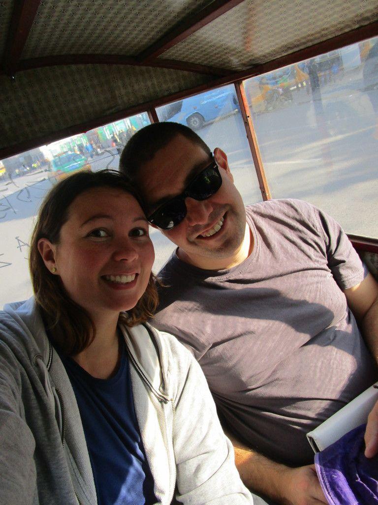 dans le tuktuk