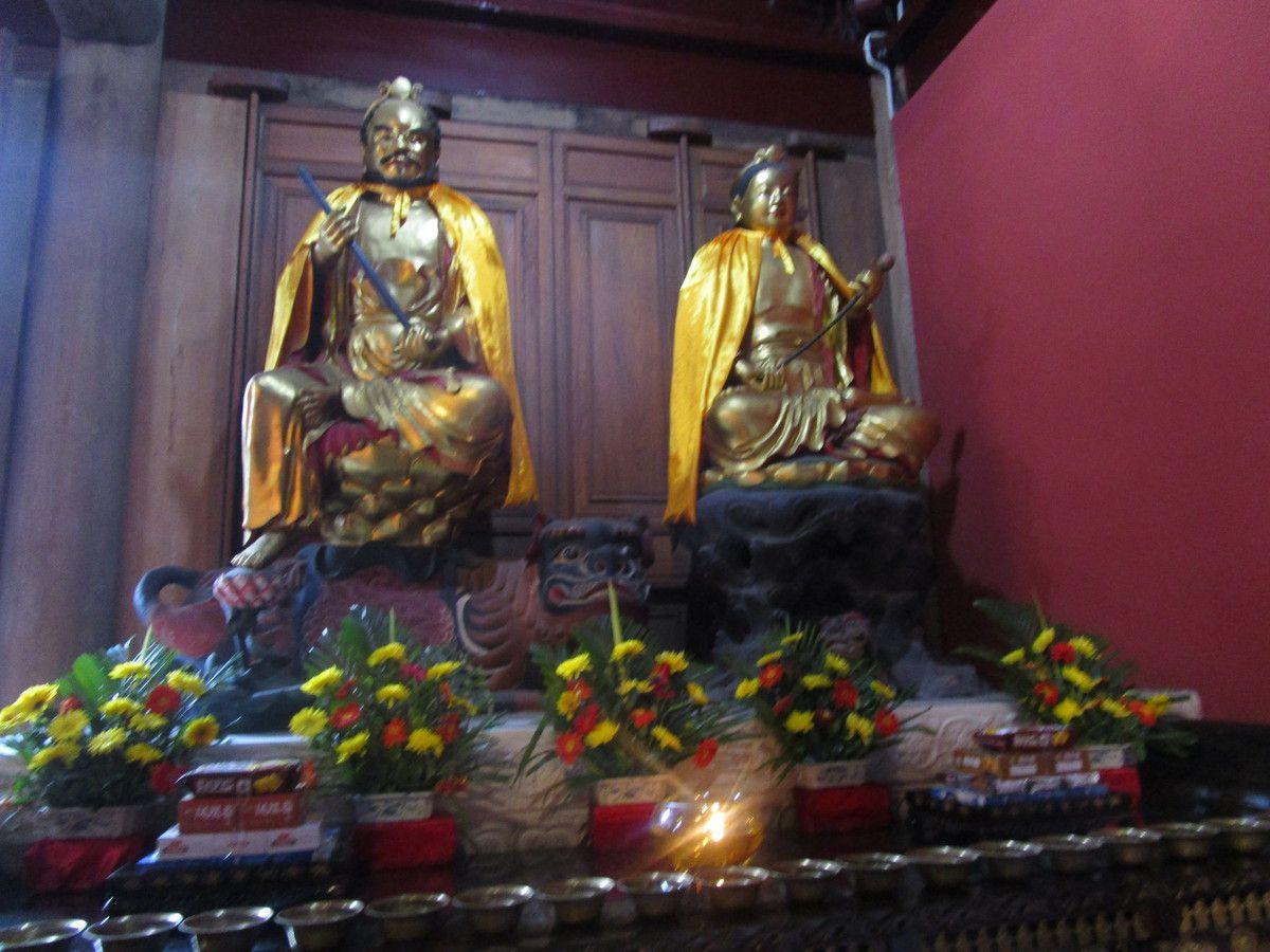 deux boudhas