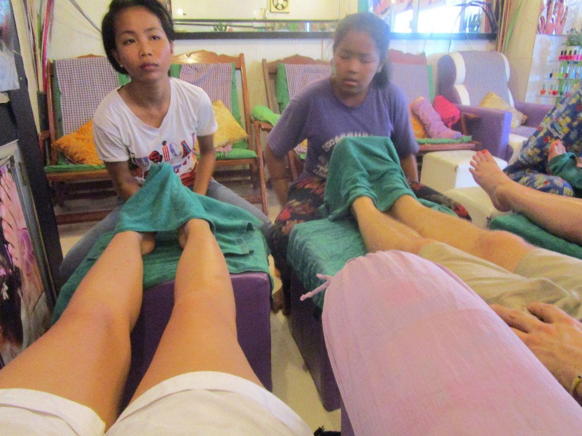 Massage !!
