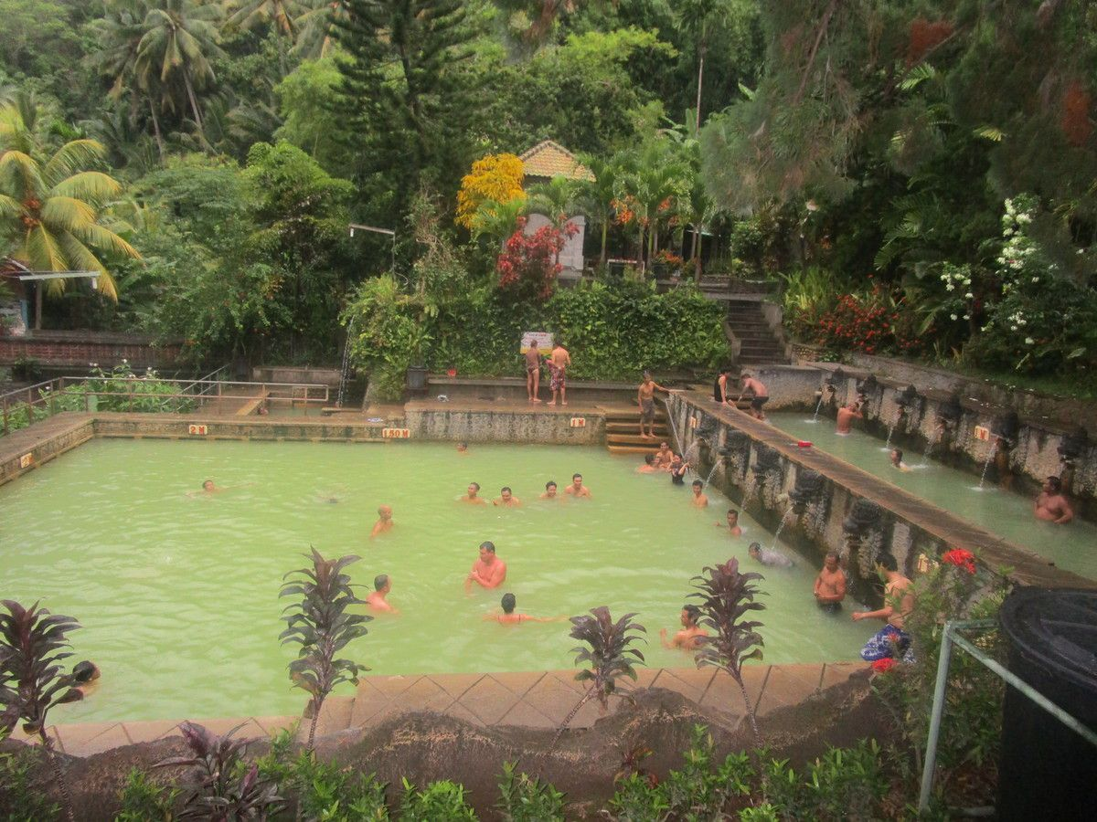 les hotsprings