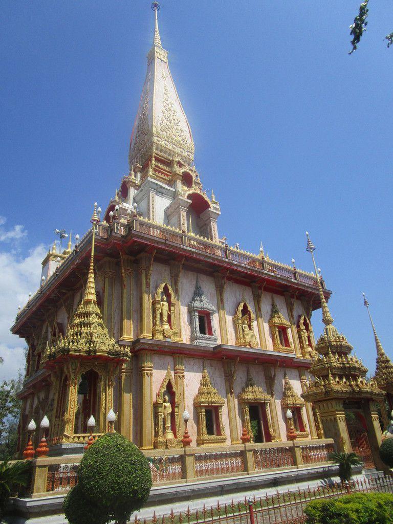 temple a Phuket