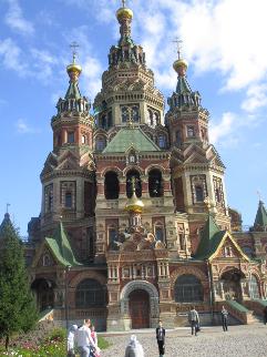 Une superbe église