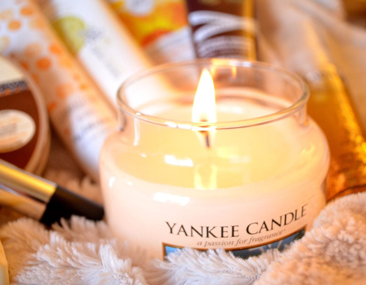 Let's cocooning (Yankee Candle)