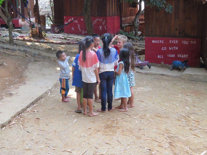 Houey Xay - project kajsiab à Daauw village