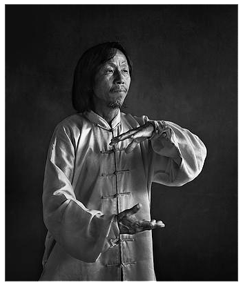 Maitre Art Martiaux Chinois Of Acad Mie France Wu Tang Maitre Gao Shi Kui Kung Fu