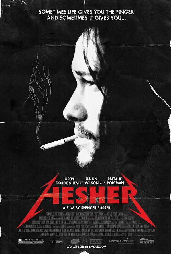 Affiche du film HESHER