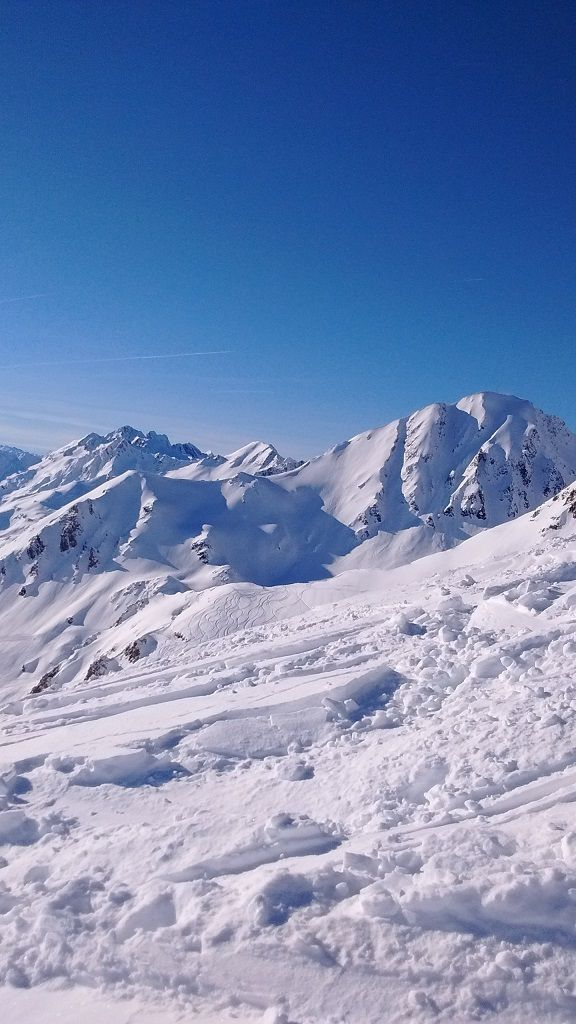 Un jeudi au ski n'est pas coutume