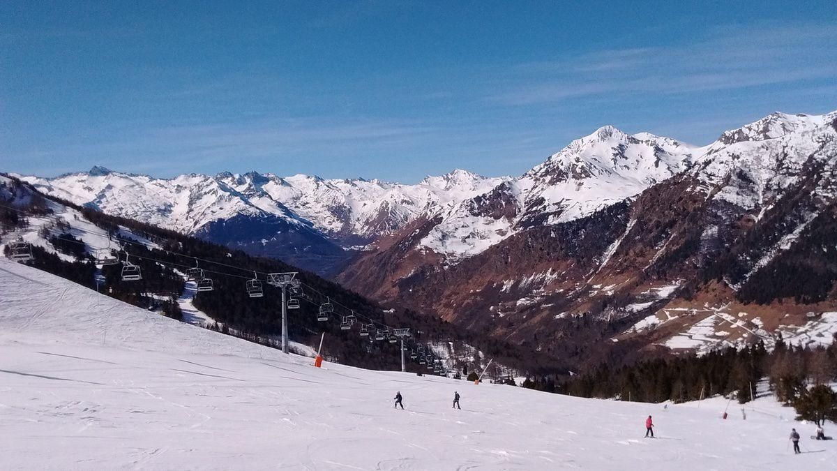 Samedi au ski
