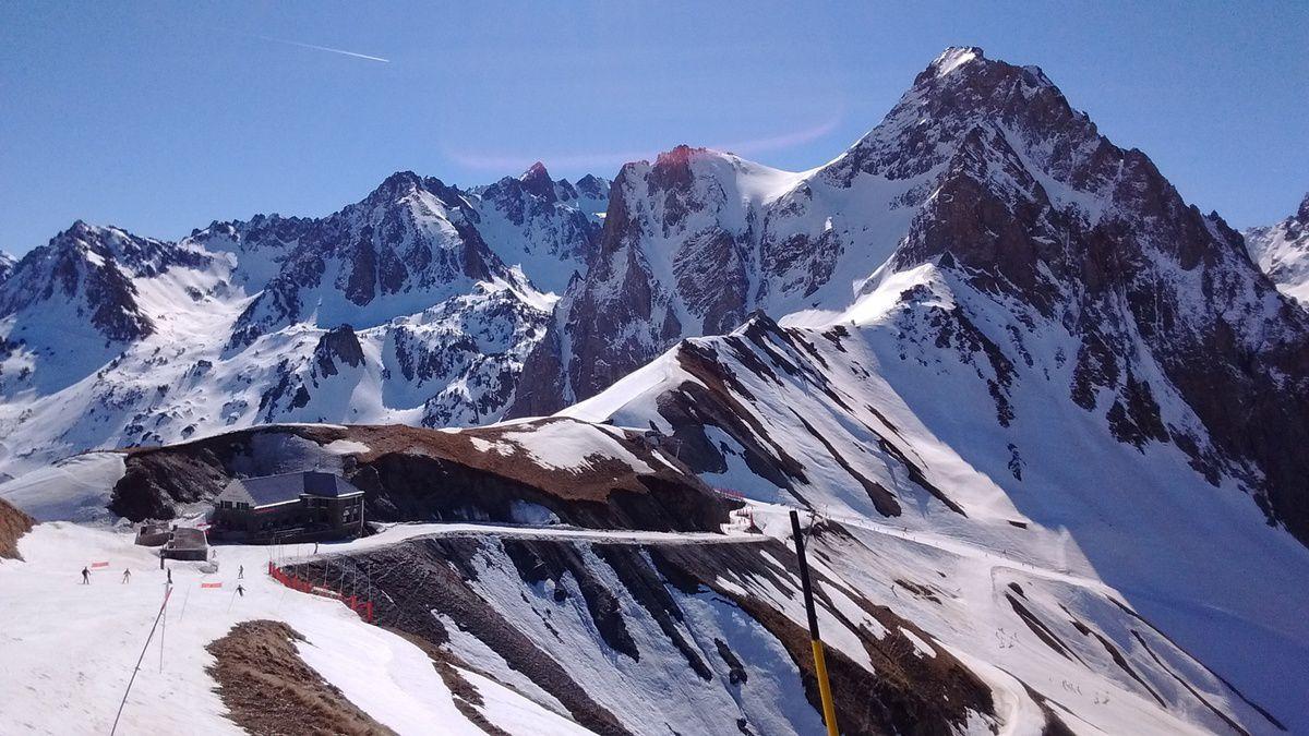 Dernier jour de ski de la saison