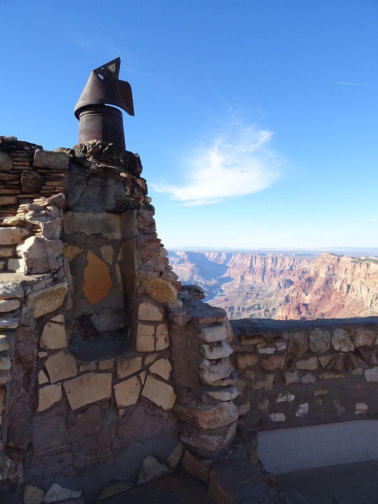 Route 66 et grand canyon (USA 2017)