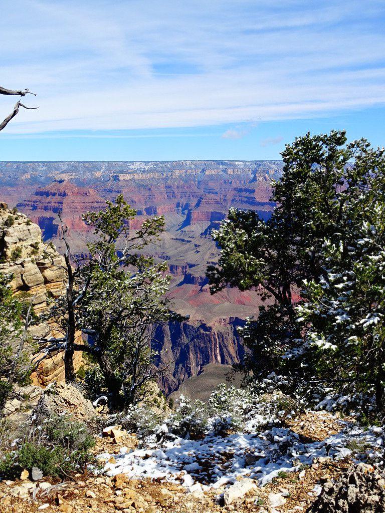 Le grand canyon, avril 2017