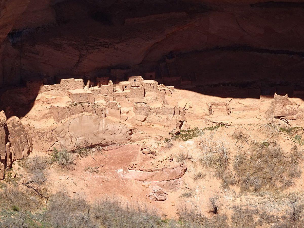 Ruines de Betatakin à Navajo national monument