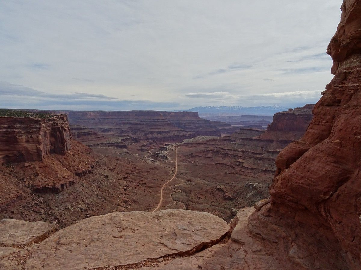 Canyonlands-Island in the sky