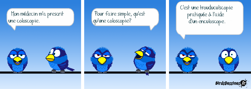 coloscopie sans anesthésie possible