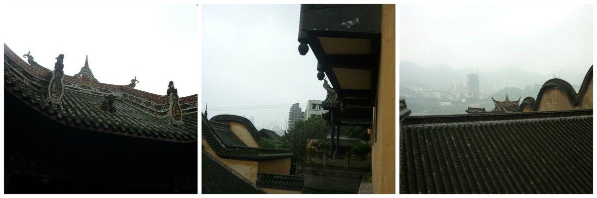 Temple Huguang Guild Hall &amp&#x3B; Chaotienmen - Chongqing