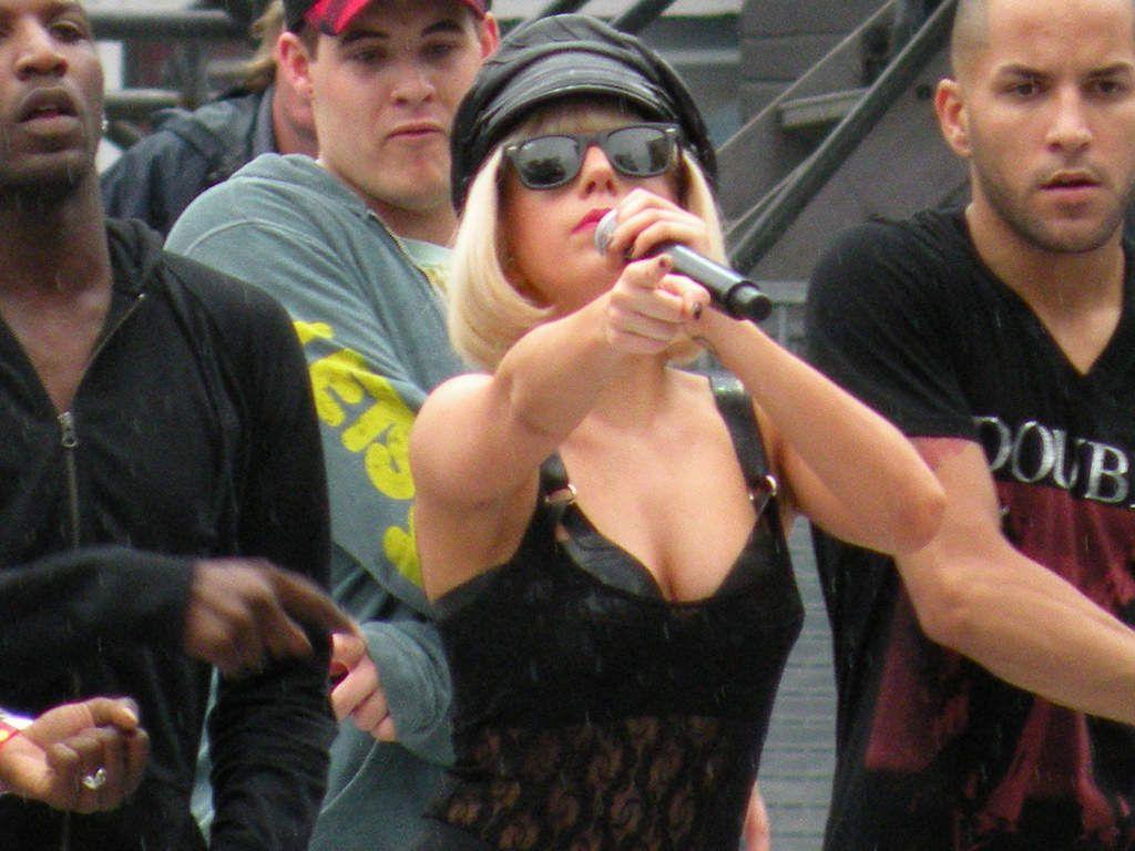 Tony Bennett et Lady Gaga. Coup de pub ?
