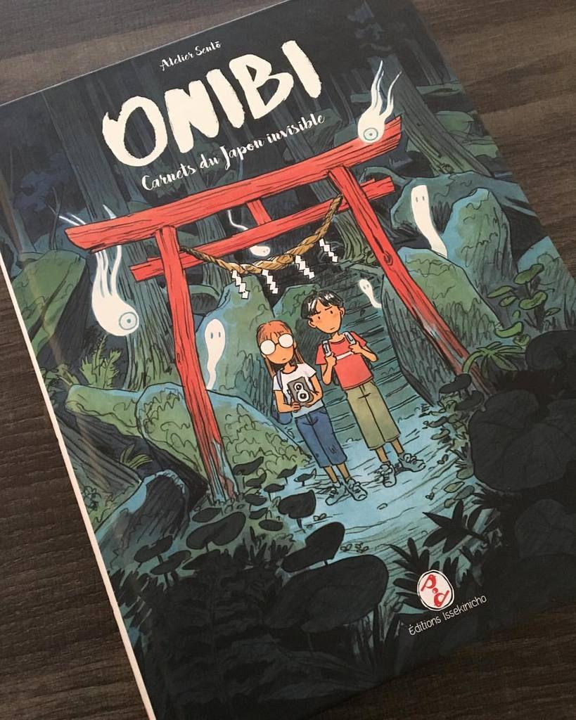 ONIBI, Carnets du Japon invisible - Atelier Sento -