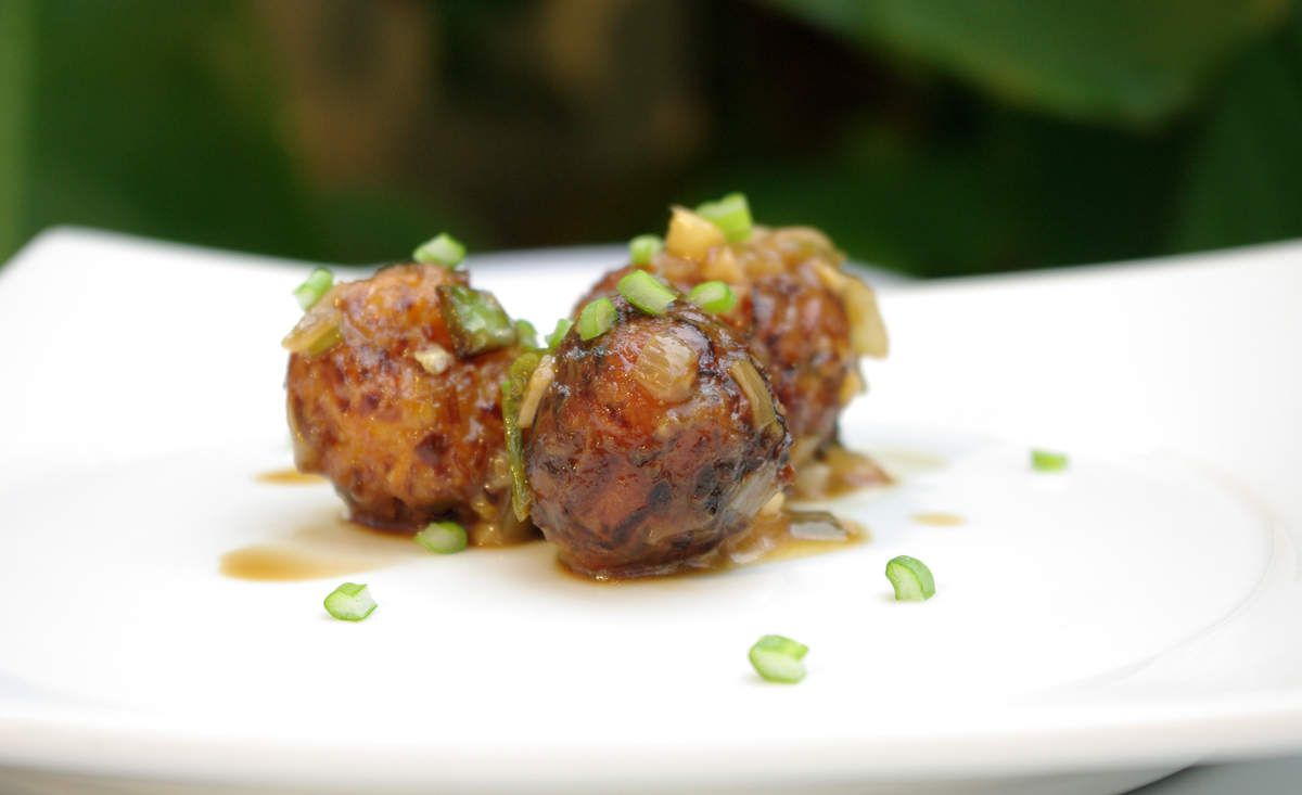 Recette indo-chinoise végan Manchurian
