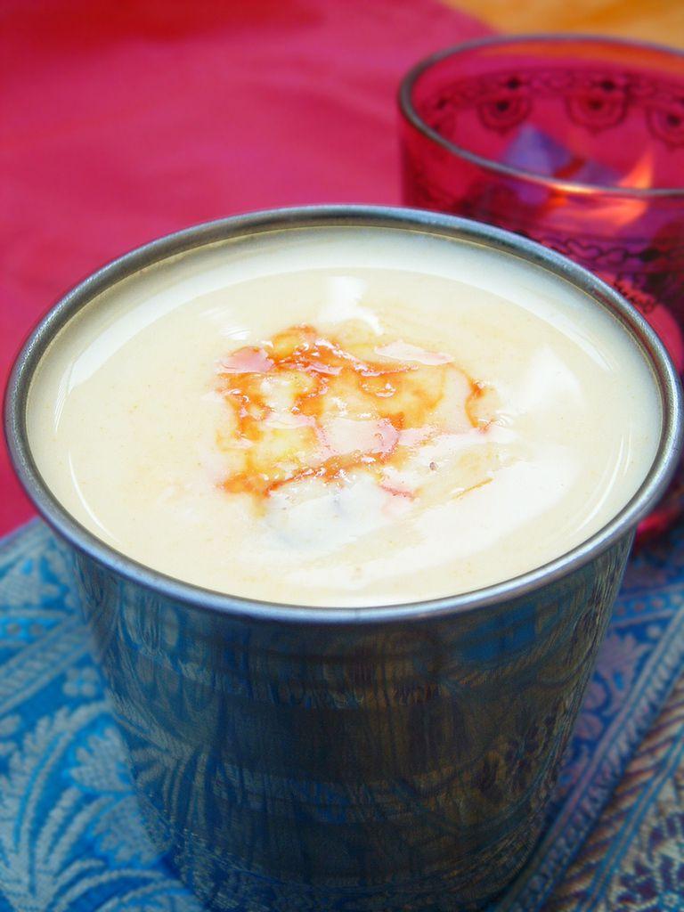 Recette de yaourt à boire indien